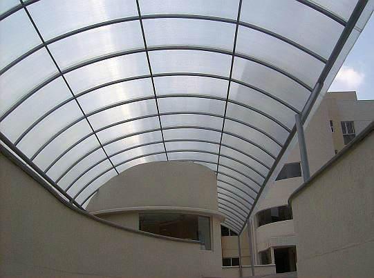Aluminio y vidrio velzquez - Vidrio de policarbonato ...